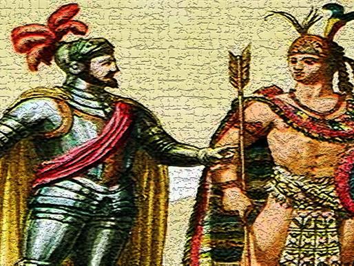 500 AÑOS CRONOLOGÍA INICIAL DE LA RUTA DE CORTÉS 1519 SE INICIA LA INVASIÓN DEL ANAHUAC.