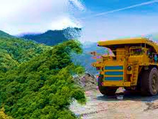 La minería: negocio contra la naturaleza.