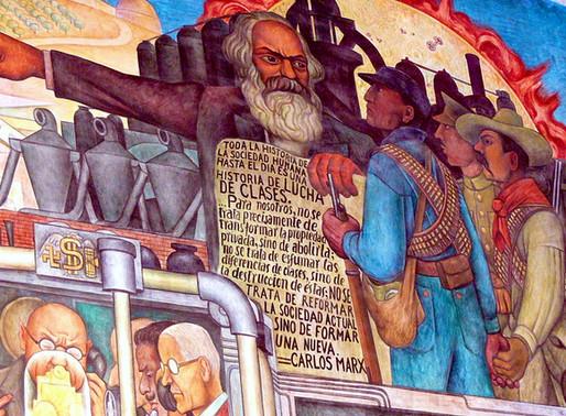 Marx, a los 202 años de su nacimiento.