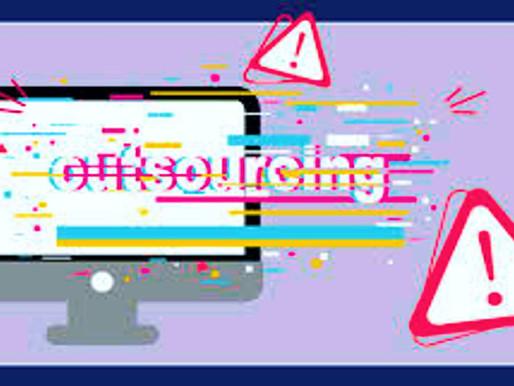 ¿Se eliminará el outsourcing?