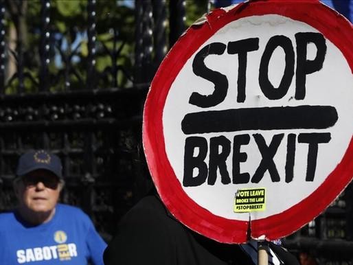GRAN BRETAÑA. Una carrera contra el tiempo … Si o no el Brexit
