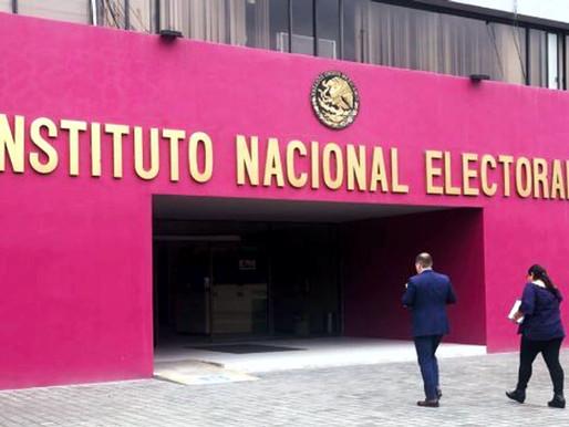 EL INE Y LAS ELECCIONES 2021