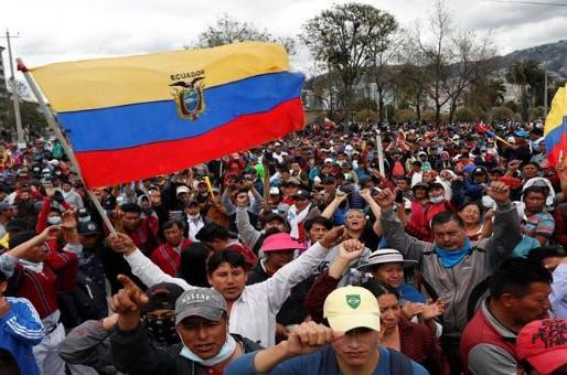 ECUADOR: TODA UNA HISTORIA DE LUCHA