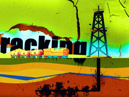 Fuera fracking de Colombia, América Latina y el mundo
