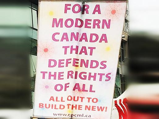 CANADÁ. Resultado de las 44ª Elecciones Generales