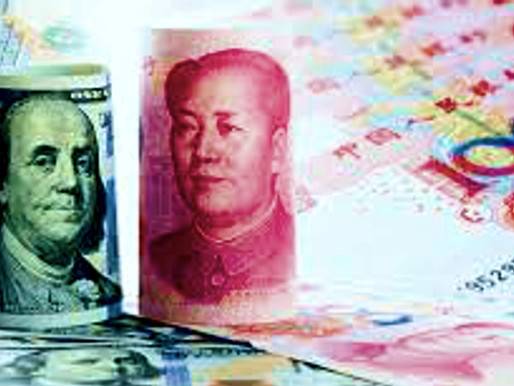 El dólar vs la moneda digital de China.