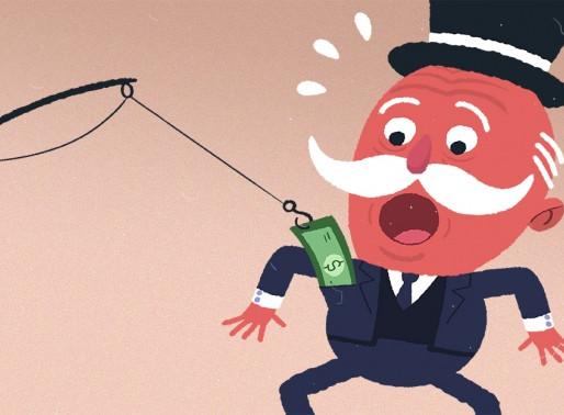 El impuesto a las grandes fortunas y el costo de la deuda