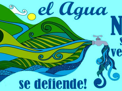 AGUA PARA TOD@S EXIGE MORATORIA A CONCESIONESHASTA LOGRAR LA LEY DE AGUAS