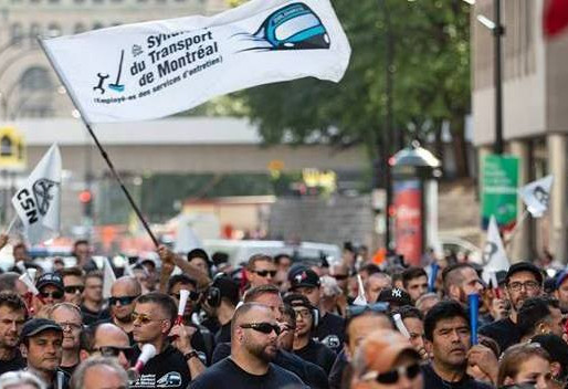 Trabajadores de ABI, sus familias y aliados demandan el fin del dictado del Gobierno de Quebec Alcoa