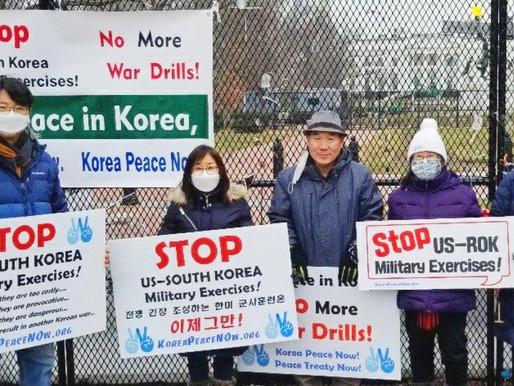 Basta de Provocaciones de EU contra República Popular Democrática de Corea y firman tratado de paz