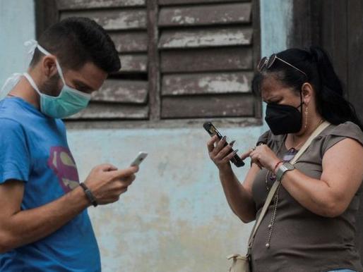 Más de cinco millones de personas tienen acceso a internet en Cuba