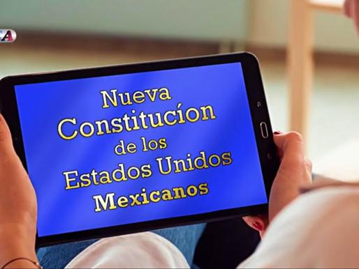 5 DE FEBRERO... POR UNA NUEVA CONSTITUCIÓN