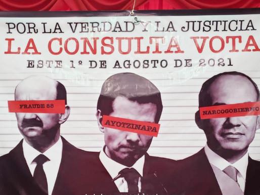 1º de agosto: juicio a expresidentes