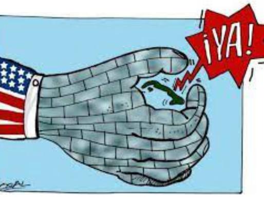 Necesidad de poner fin al bloqueo económico, comercial y financiero impuesto por los Estados Unidos