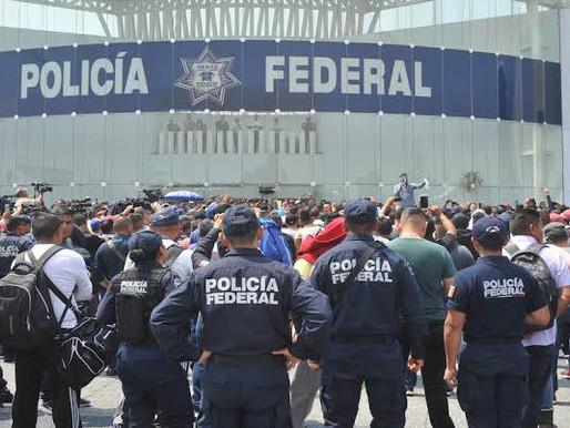 POLICÍA FEDERAL: PARTE DE LA PRIVATIZACIÓN