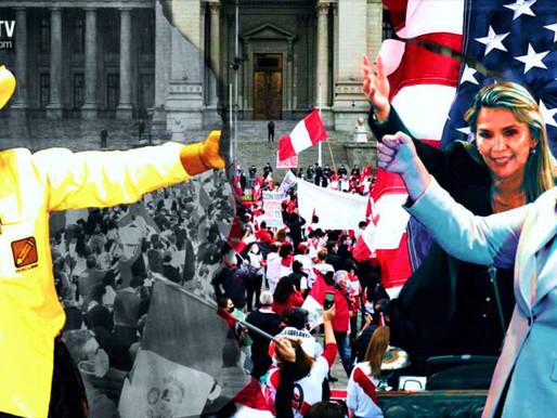 Perú. Perú o las 'nuevas' lecciones de golpismo estadounidense