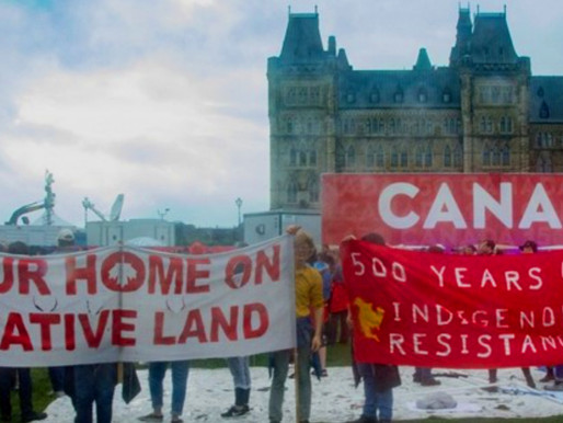 CANADÁ. Día Nacional de los Pueblos Indígenas 21 de junio