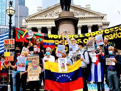 Venezuela tiene el derecho de autodeterminarse.