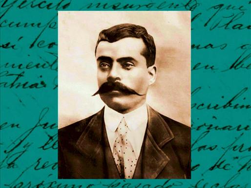 28 de noviembre de 1911. El Plan de Ayala