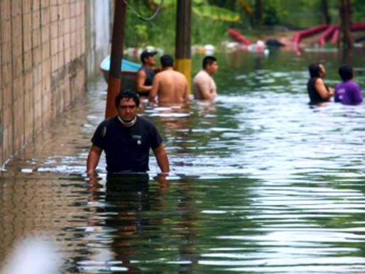ANTE LA CRISIS POR INUNDACIONES EN EL SURESTE MEXICANO
