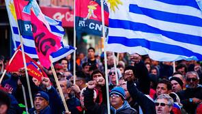 Uruguay. El movimiento sindical uruguayo y una demostración de fuerza esperanzadora