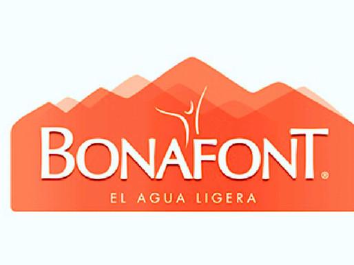 Bonafont… ¡Ya no lucres con el agua!