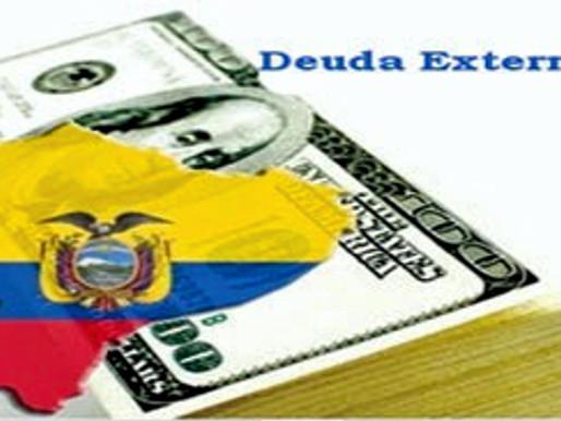 La vida primero, la deuda externa después