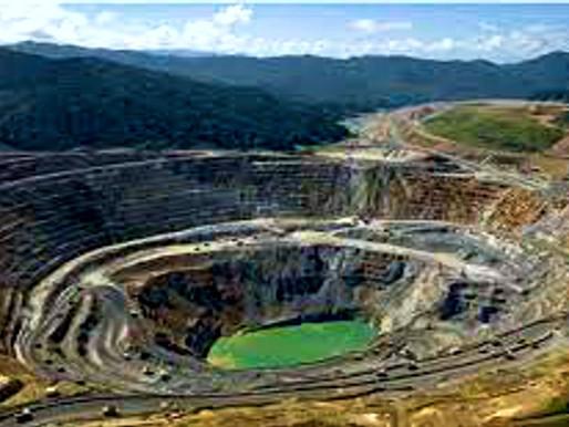 A revisión, concesiones mineras en áreas naturales protegidas