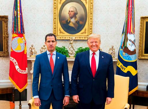 La infodemia, Trump y Venezuela.