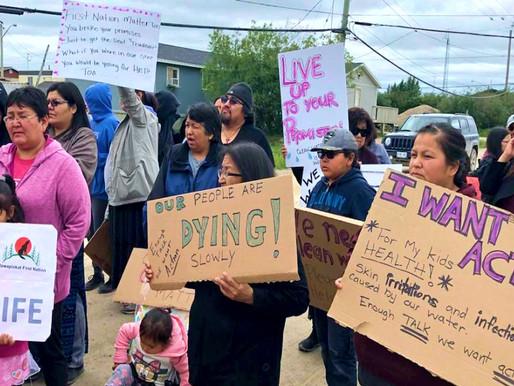 Canadá: Continúan abusos a pueblos indígenas.