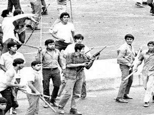 A 50 AÑOS DE LA MATANZA DEL 10 DE JUNIO