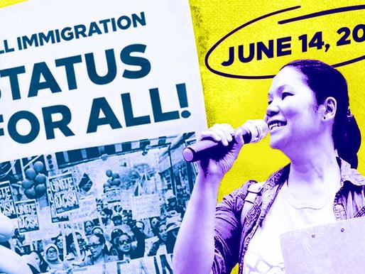Amplia Campaña en Canadá demanda condición migratoria permanente para todos