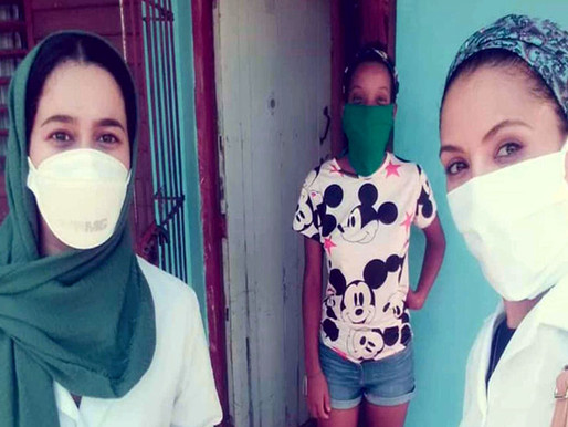 Cuba: convivir en pandemia, desafío de estos tiempos