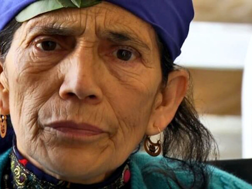 CHILE. Porqué sí Linconao América Latina en Movimiento