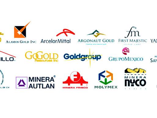 Fuera corporaciones mineras de México