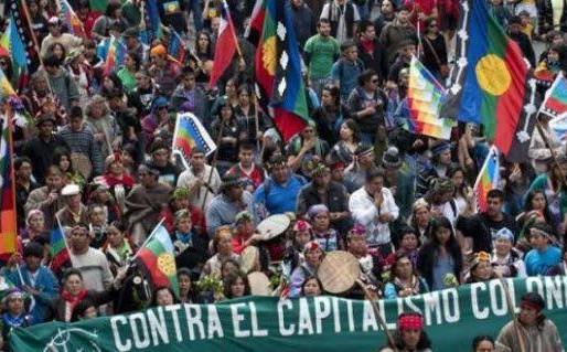 LATINOAMÉRICA Y EL CARIBE: PUEBLOS EN RESISTENCIA