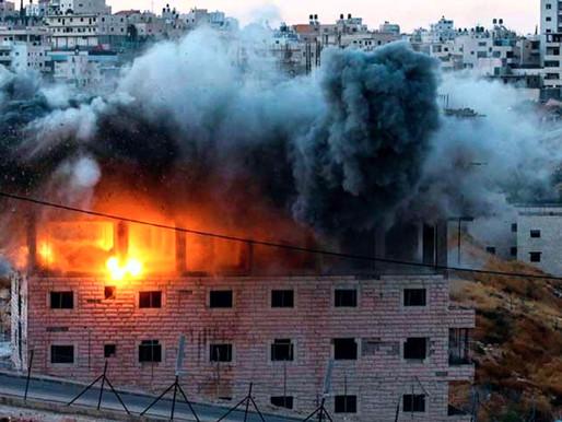 Israel intensifica la destrucción ilegal de viviendas y propiedades
