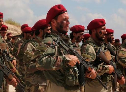 Los Kurdos y su eterna lucha por la soberanía territorial.