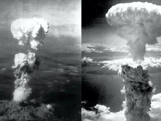75 aniversario del uso de armas nucleares en Hiroshima y Nagasaki.¡Nunca más!