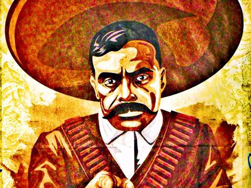 EMILIANO ZAPATA Y SU EJÉRCITO LLEGAN A LA CIUDAD DE MÉXICO