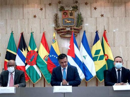 Declaración de la XXI Reunión del Consejo Político del ALBA-TCP