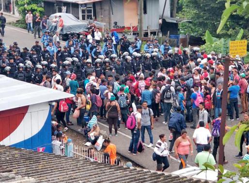 Honduras y sus malas condiciones que provocan migración