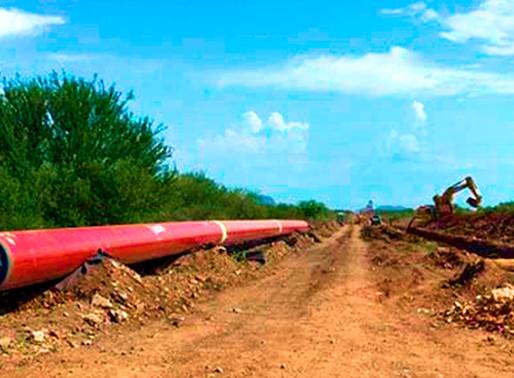 Gasoducto Sonora: historia sin fin // Trasnacional invadió tierra yaqui