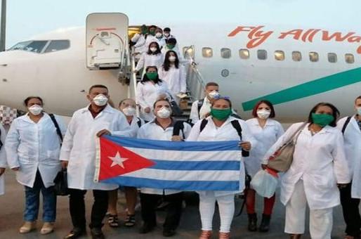 Cuba salva vidas en el mundo con su solidaridad a  los pueblos hermanos