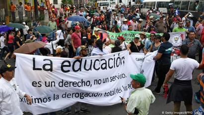 Heroica resistencia en Honduras 10 años después del golpe de estado en 2009