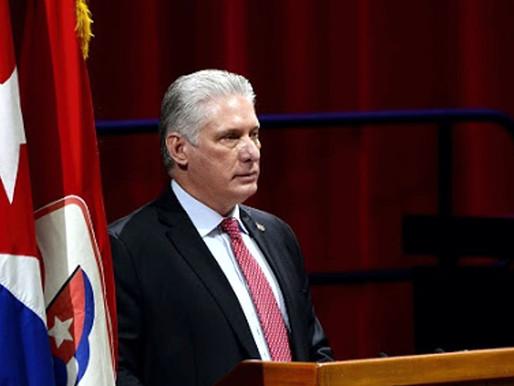 Cuba: Apuntes para una biografía: Miguel Díaz-Canel Bermúdez