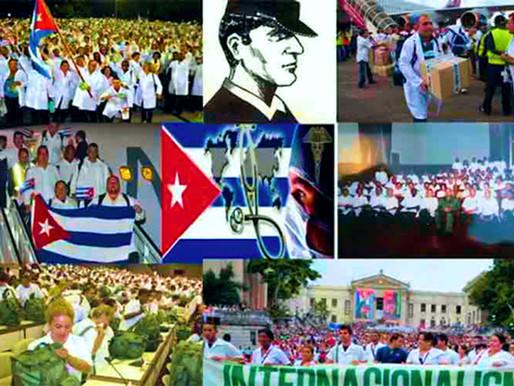 En México a Cuba le decimos ¡Gracias!