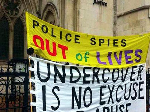 GRAN BRETAÑA: Revelaciones de la investigación de Mitting sobre el alcance de la policía encubierta