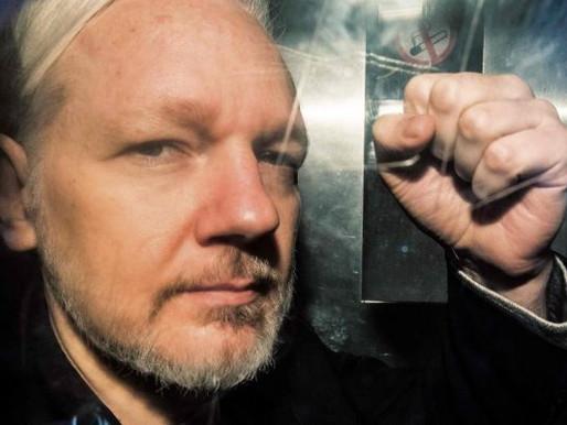 Julian Assange y las maniobras del imperialismo.
