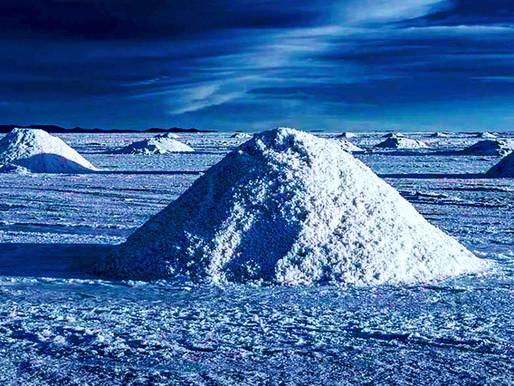 Sonora tiene la reserva más grande de litio en el mundo